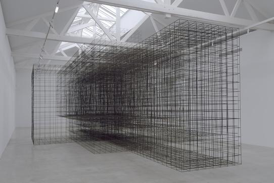MATRIX II © Charles DUPRAT Galerie THADDAEUS ROPAC 2015